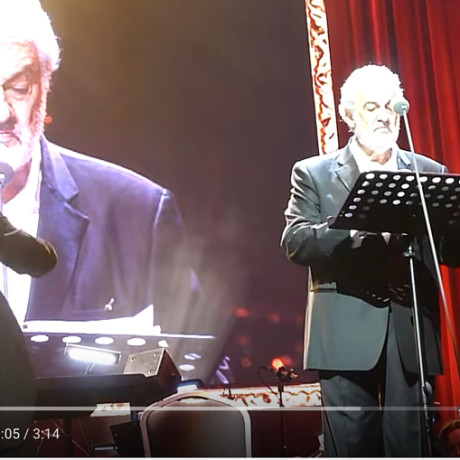 Placido Domingo – Angel Blue